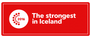 The strongest in Iceland 2016