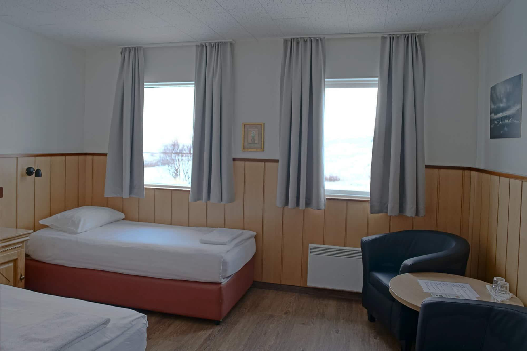 Hotel Skaftafell room